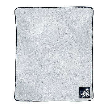 Dallas Cowboys Retro Joe Two Tone Sherpa Blanket