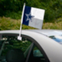 Dallas Cowboys Star Logo Car Flag
