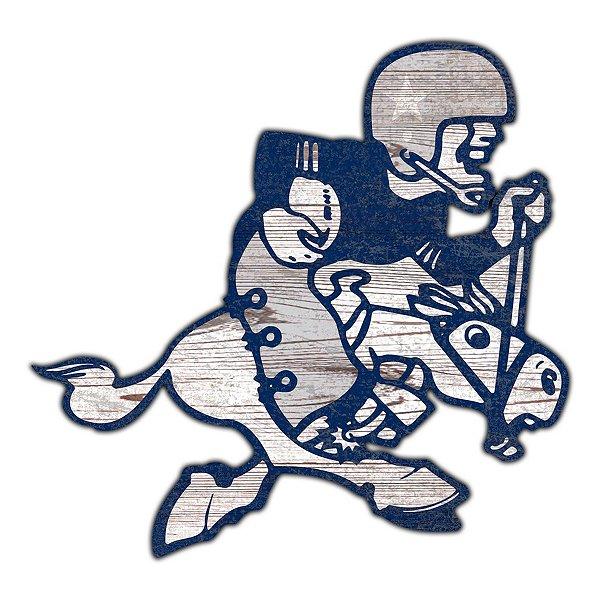 Dallas Cowboys Retro Joe Cutout