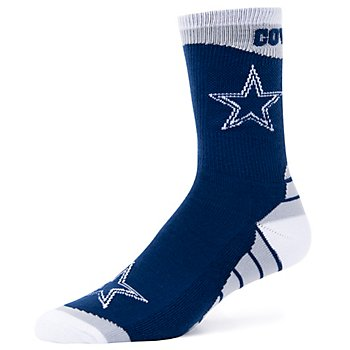 Dallas Cowboys 2-Pack Sock Set