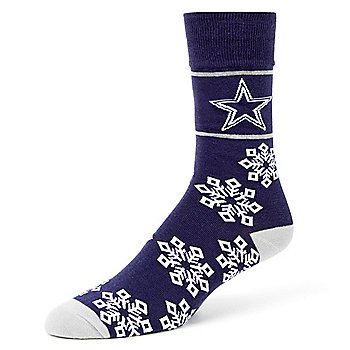 Dallas Cowboys Miller Lite Knit Socks