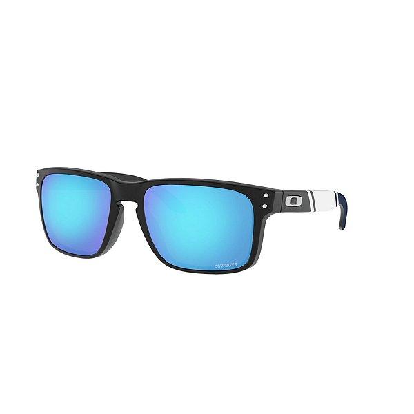 Dallas Cowboys Oakley Mens Holbrook Prizm Sapphire Sunglasses