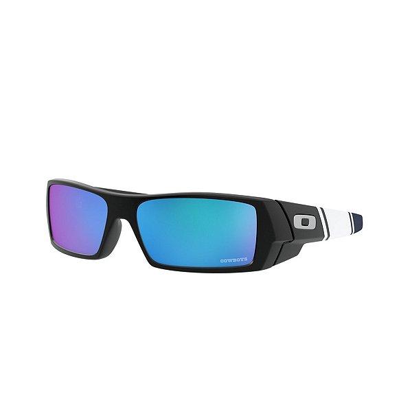 Dallas Cowboys Oakley Mens Gascan Prizm Sapphire Sunglasses