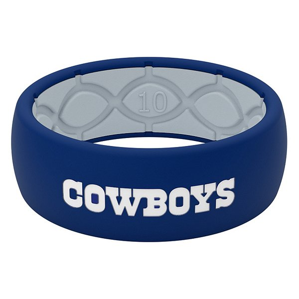 Dallas Cowboys Groove Life Navy Silicone Original Ring