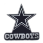 Dallas Cowboys Chrome Emblem
