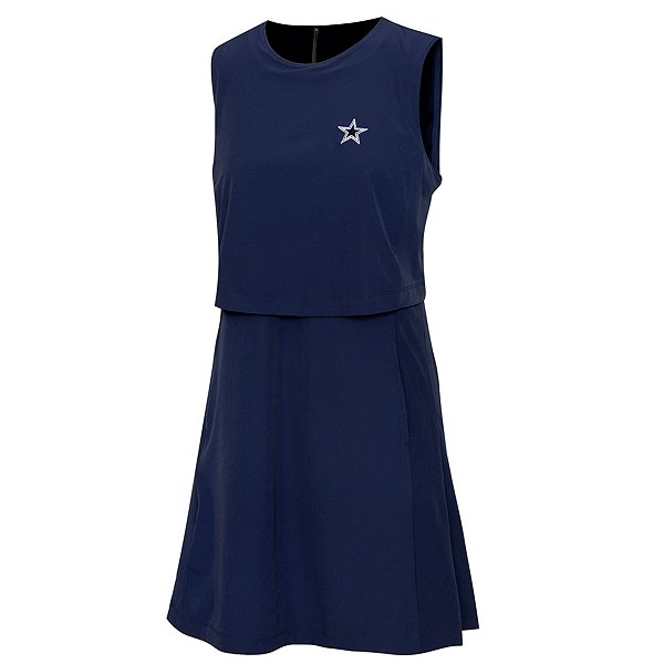 Dallas Cowboys Nike Womens Flex Golf Dress