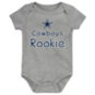 Dallas Cowboys Infant Rookie Bodysuit