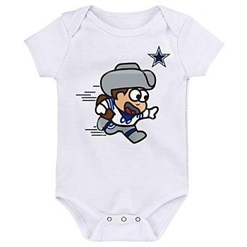 Dallas Cowboys Infant Mascot Bodysuit