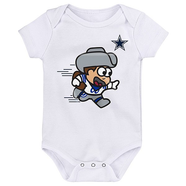 Dallas Cowboys Infant Mascot Bodysuit