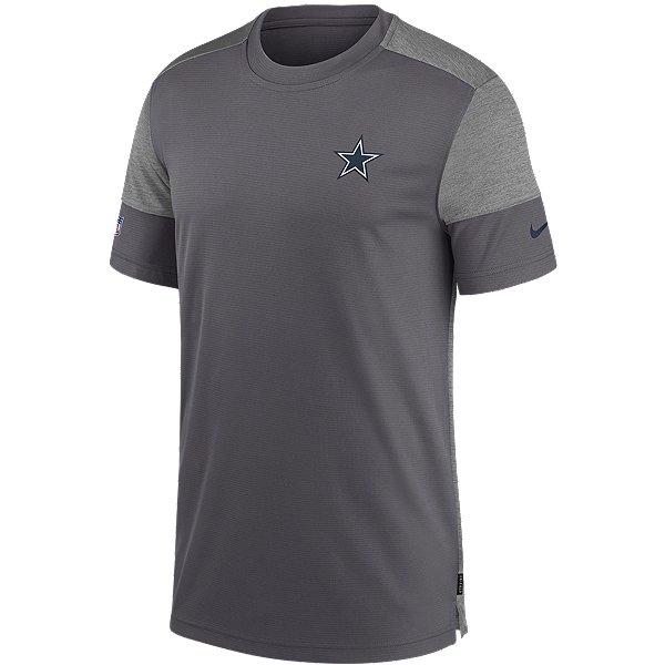 Dallas Cowboys Nike Mens Team Logo Coach UV Short Sleeve T-Shirt