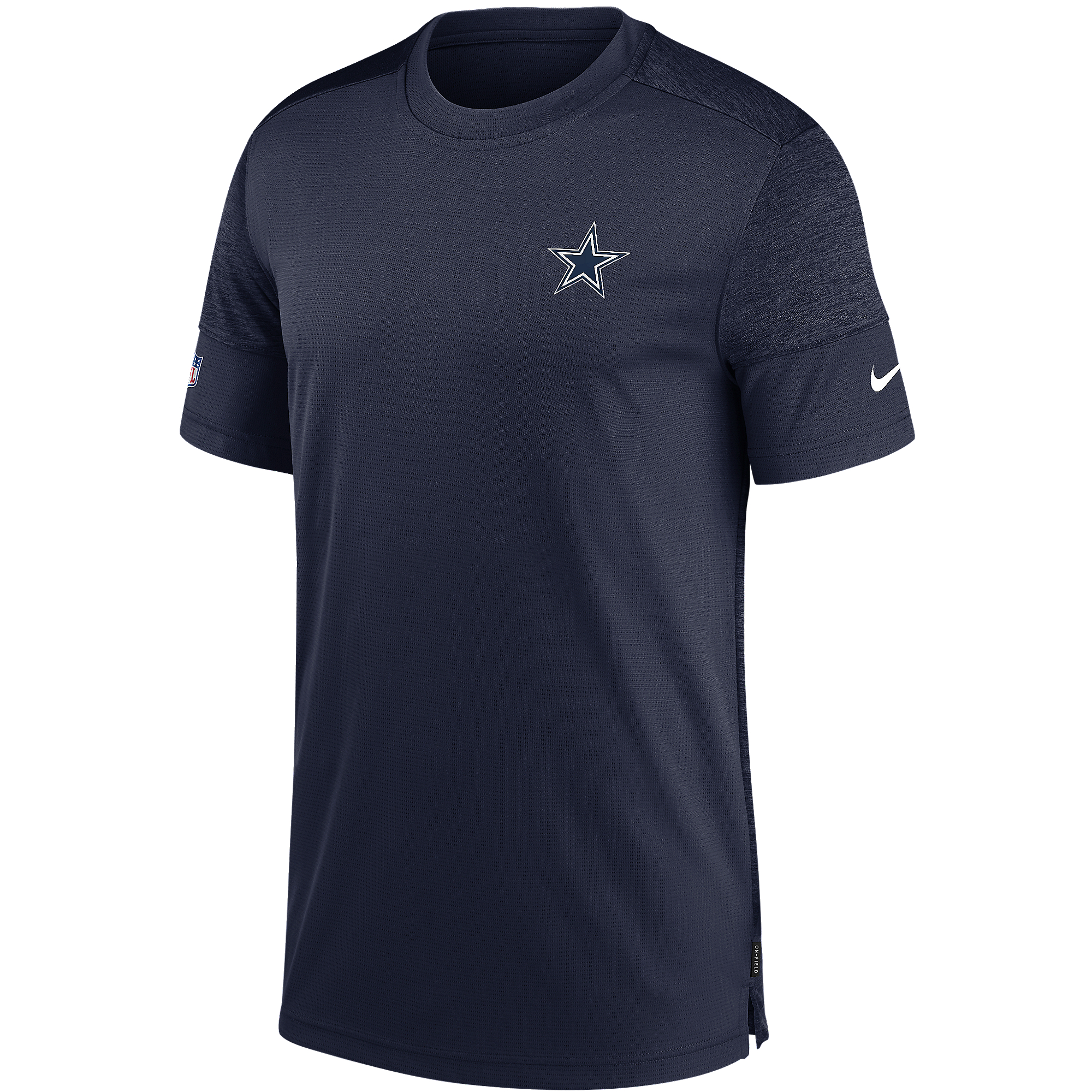 Dallas Cowboys Nike Mens Team Logo Coach UV Short Sleeve T-Shirt