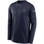 Dallas Cowboys Nike Mens Team Logo Coach UV Long Sleeve T-Shirt