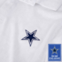 Dallas Cowboys Mens Nike Golf Tiger Woods Dri-FIT PerformancePolo