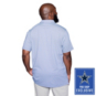 Dallas Cowboys Mens Nike Player Control StripePolo