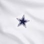 Dallas Cowboys Womens Nike Victory Tectured Golf Polo