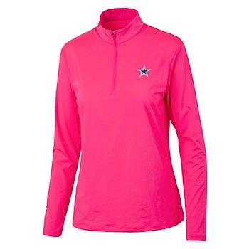 Dallas Cowboys Nike Womens Dri-FIT Victory Long Sleeve Pullover