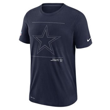 Dallas Cowboys Nike Mens Sideline Team Issue Dri-FIT Tee