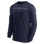 Dallas Cowboys Nike Mens Sideline Team Issue Dri-FIT Long Sleeve Tee