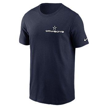 Dallas Cowboys Nike Mens America's Team Essential Short Sleeve Tee