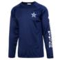 Dallas Cowboys Columbia Mens  PFG Terminal Tackle Long Sleeve Tee