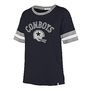 Dallas Cowboys '47 Brand Womens Dani Legacy Tee