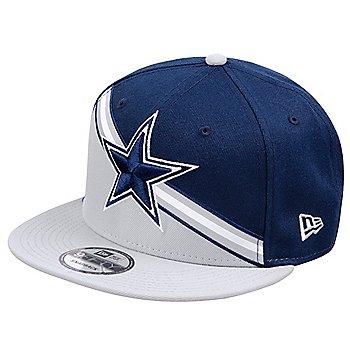 Dallas Cowboys New Era Mens Color Cross 9Fifty Hat