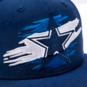 Dallas Cowboys New Era Mens Logo Tear 9Fifty Hat