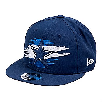 Dallas Cowboys New Era Mens Logo Tear 9Fifty Hat