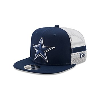 Dallas Cowboys New Era Mens Stripe 9Fifty Hat