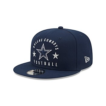 Dallas Cowboys New Era Mens Triple Star 9Fifty Hat