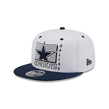 Dallas Cowboys New Era Mens Retro 9Fifty Hat