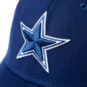 Dallas Cowboys New Era Mens Pop Visor Trucker 39Thirty Hat