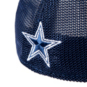 Dallas Cowboys New Era Mens Pop Visor Trucker 39Thirty Hat
