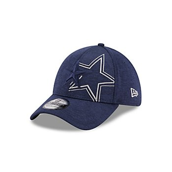 Dallas Cowboys New Era Mens Shadow Crop 39Thirty Hat