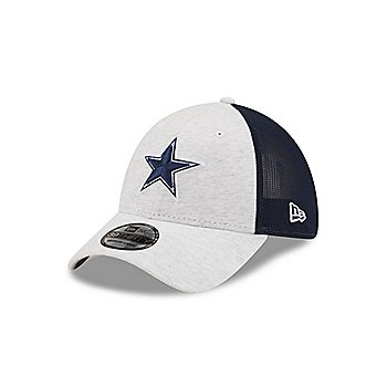 Dallas Cowboys New Era Mens Tech Trucker 39Thirty Hat
