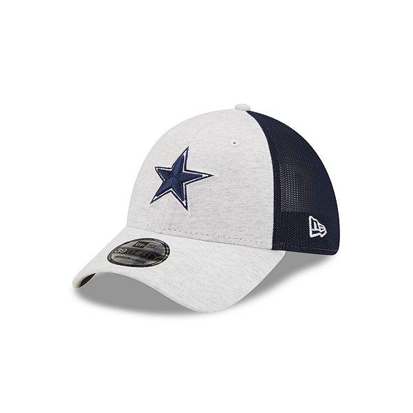 Dallas Cowboys New Era Mens Tech Trucker 39Thirty Hat
