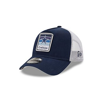 Dallas Cowboys New Era Mens Gradient Trucker 9Forty Hat