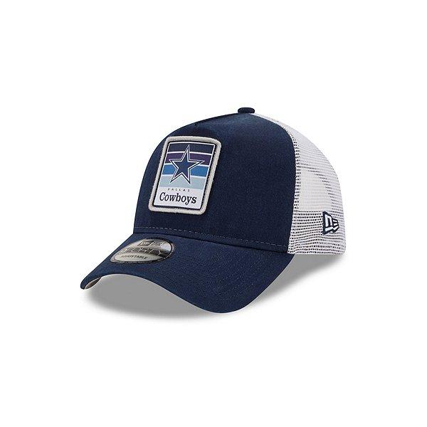 Dallas Cowboys New Era Mens Gradient Trucker 9Forty Hat
