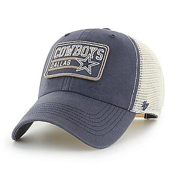 Dallas Cowboys '47 Brand Mens Off Ramp Clean Up Adjustable Hat