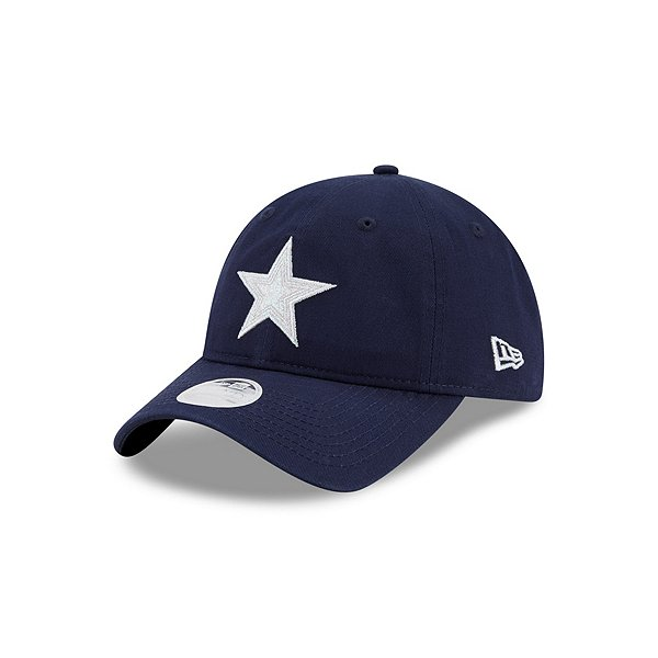 Dallas Cowboys New Era Womens Sparkle 9Twenty Hat