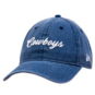 Dallas Cowboys New Era Womens Script 9Twenty Hat