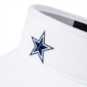 Dallas Cowboys New Era Womens Visor