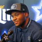 Dallas Cowboys New Era Youth 2021 Draft Trucker 9Fifty Hat
