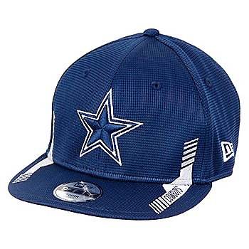 Dallas Cowboys New Era Youth 2021 Sideline 9Fifty Hat