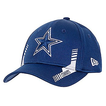 Dallas Cowboys New Era Youth 2021 Sideline Home 9Forty Hat