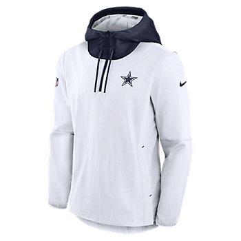 Dallas Cowboys Nike Mens Sideline Lightweight Player Jacket