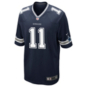 Dallas Cowboys Micah Parsons #11 Nike Navy Game Replica Jersey