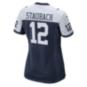 Dallas Cowboys Womens Legend Roger Staubach #12 Nike Game Replica Throwback Jersey