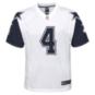 Dallas Cowboys Youth Dak Prescott#4Nike Color Rush Jersey