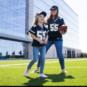 Dallas Cowboys Youth Leighton Vander Esch #55 Nike Navy Game Replica Jersey